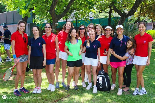 Torneio das Bandeiras 2013, country club