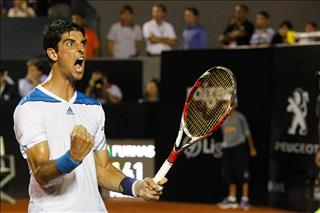 "Thomaz Bellucci surpreendeu todos nós. ""Keep it up""!!!!!"