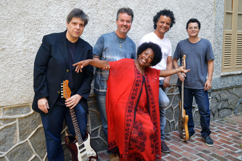 Marya Colin & Jefferson Gonçalves Blues Band_